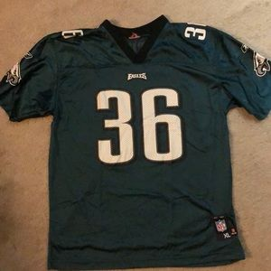 Kids eagles jersey